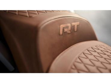 BMW Driver Seat Brown Heated - R1200RT (K52) / R1250RT (K52)
