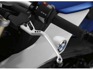 BMW Kupplungshebel gefräste HP - F800R / HP2 / R1200GS (K25) / R1200GSA (K25) / R1200R / R1200S