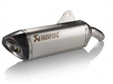 BMW HP Exhaust Pipe Silencer sport AKRAPOVIC - C650GT (2012-2015)