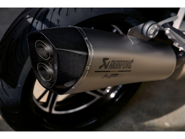 BMW HP Exhaust Pipe...