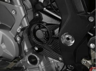 BMW Cache-pignon HP carbone...