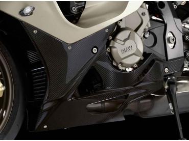BMW Sabot moteur HP carbone...