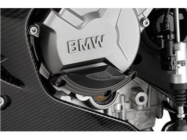 BMW Protecteur moteur côté...