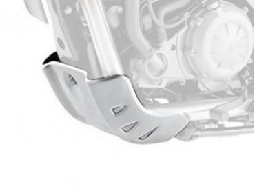 BMW Sabot moteur en Aluminium + Kit de fixation - F650GS (R13) / F650GS DAKAR (R13) / G650GS (R13) / G650GS SERTAO (R13)