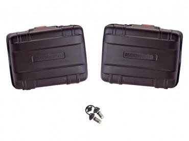 BMW Pack de 2 Valises Vario - G650GS (Clé Fournie)