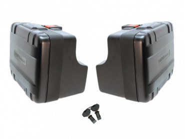 BMW Pack Valises Vario - F650GS (K72) / F700GS (K70) / F800GS (K72) (Clé Fournie)
