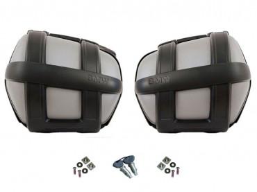 BMW 2 Koffers Set Sport -...