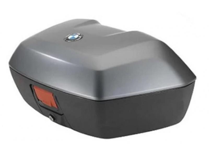 BMW Pack Top Case 49L (GRIS GRANIT MÉTALLIQUE) - S1000XR K49 (2015-2019) / R1200GS / R1250GS pack-top-case-49L-r1200gs-r1250g...