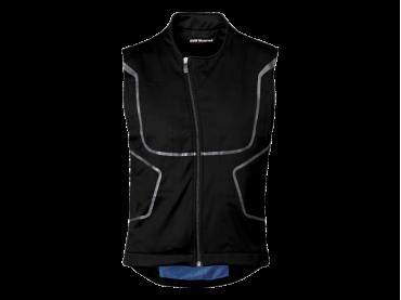 Vest Heated HeatUp BMW - Black