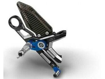 BMW Set Foot-peg Right HP -...