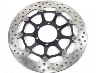 BMW Brake disc Front with...