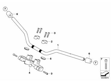 BMW Vibration damper...