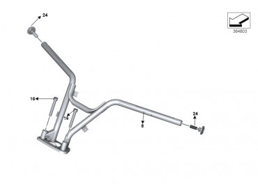 BMW Handlebars end Genuine...