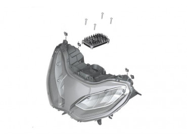 BMW Faro LED original (Pro)...